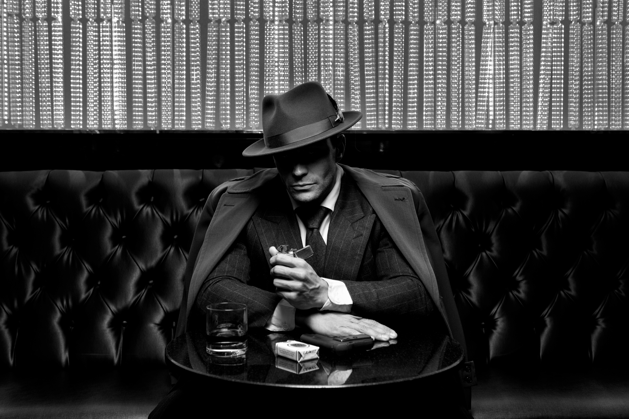 Film Noir Style Lighting With Speedlights Joe Mcnally Photography
